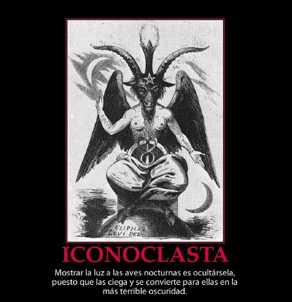 ICONOCLASTA
