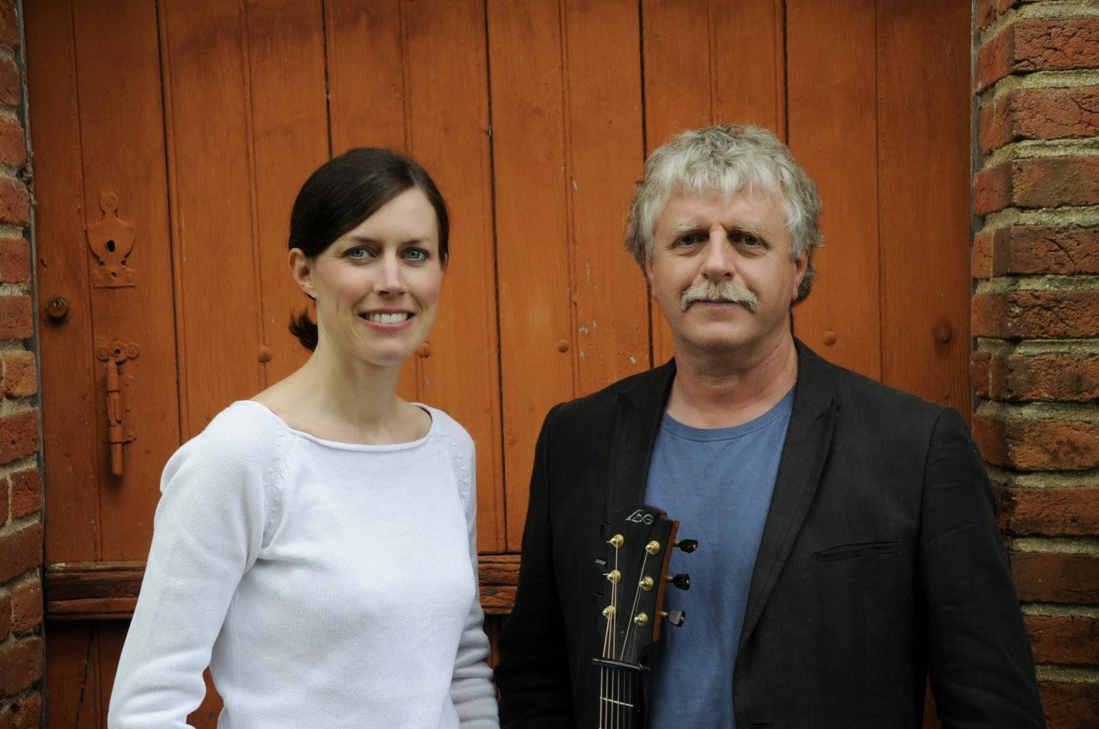 Solenn Lefeuvre et Gilles Le Bigot