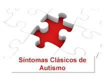 SINTOMAS CLASICOD DE AUTISMO