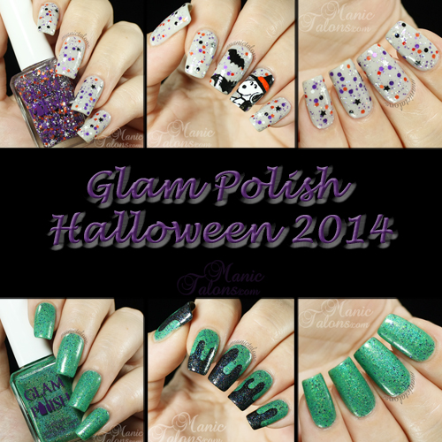 Glam Polish Halloween 2014