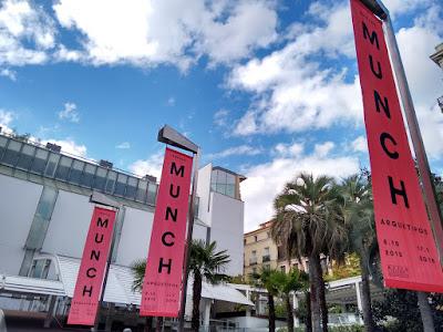Edvard Munch, Museo Thyssen, Exposiciones temporales, Madrid, Pintura, El grito, blog, blogs de arte, Yvonne Brochard, Voa-Gallery,