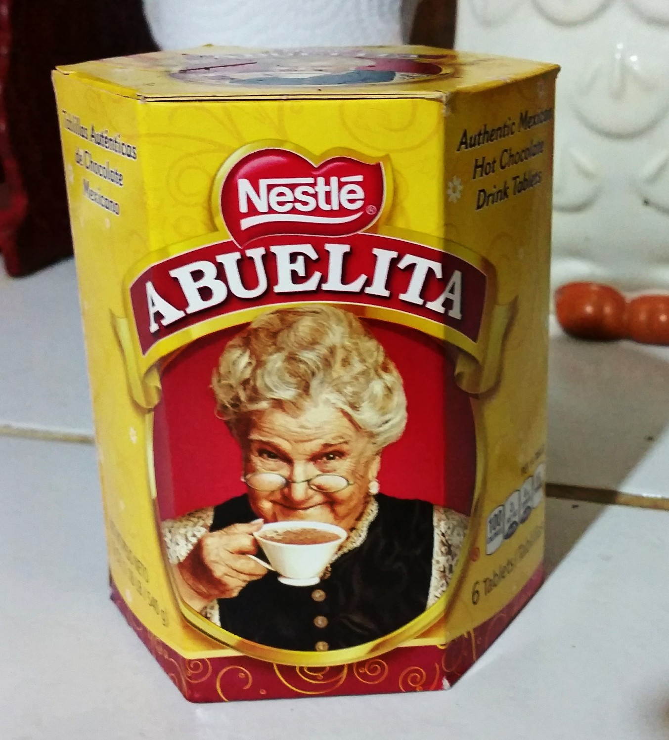 ABUELITA Chocolate Cake with a Kick - Indecisively Restless
