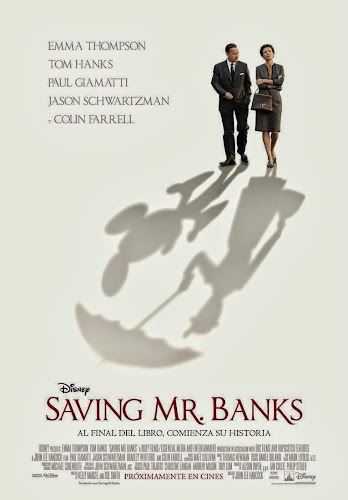 Saving Mr.Banks (DVDRip Español Latino) (2013)