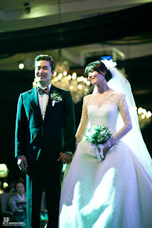 wonder girls sunye wedding ceremony pictures 13