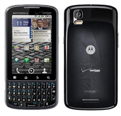 Motorola Pro UK release date
