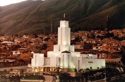Temple in Cochabamba
