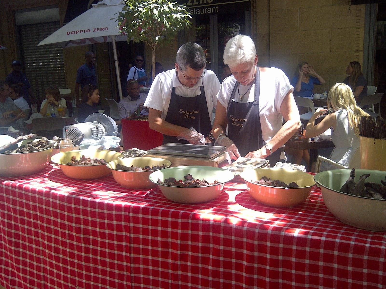 Earth Fair Food Market