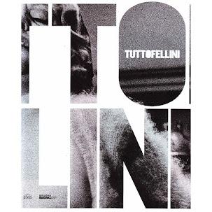 Catálogo Tutto Fellini: R$ 25