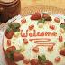 Receta de pastel bienvenida