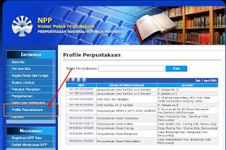 Cara Mendapatkan Nomor Registrasi Perpustakaan Sekolah