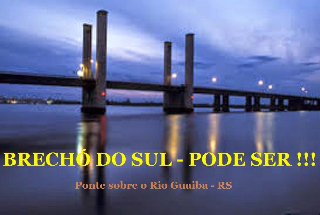 BRECHÓ DO SUL - PODE SER !!!