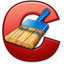 CCleaner - Optimizing and Cleaning Tools logo