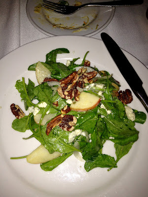 Honeycrisp apple salad