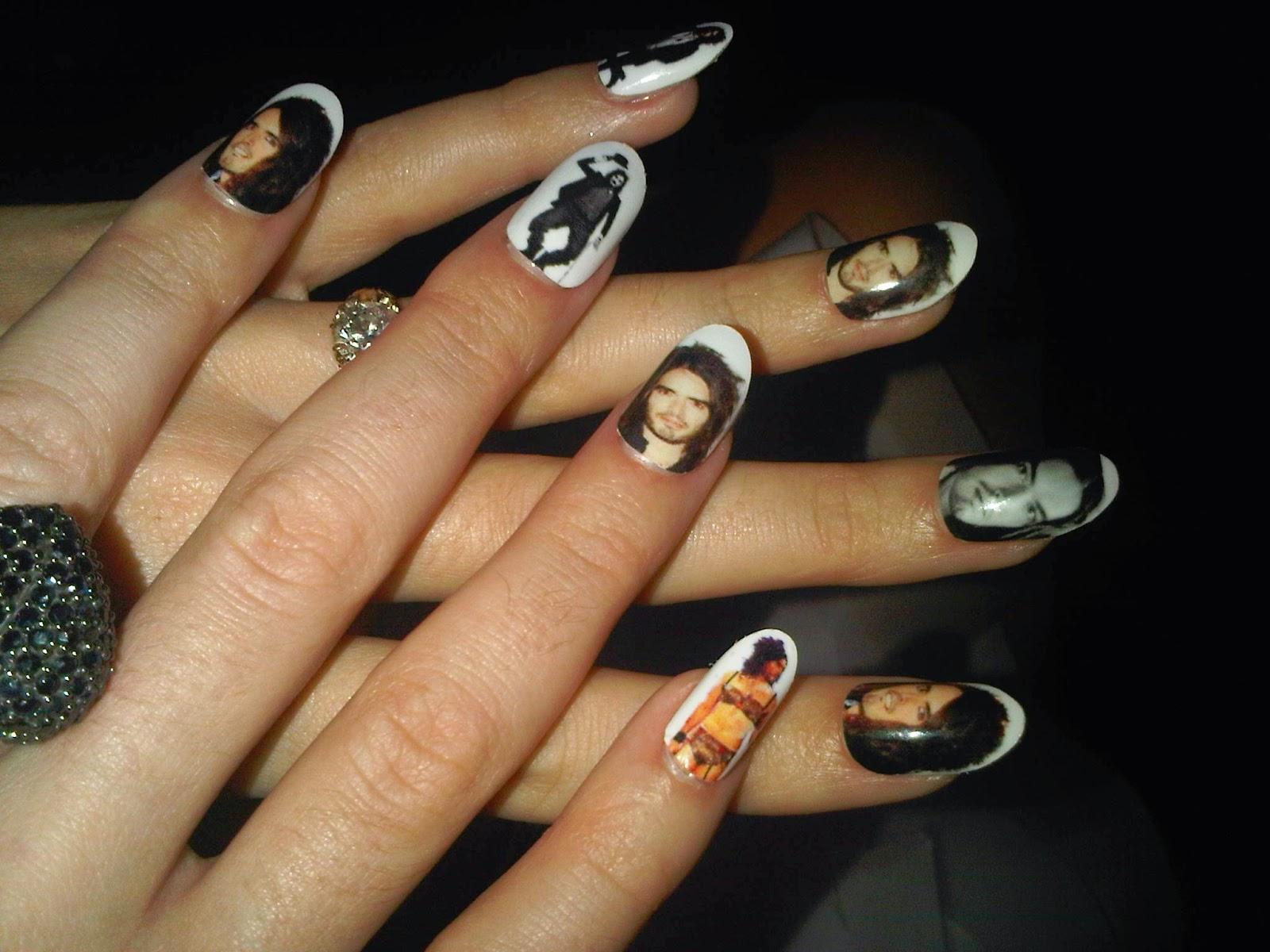Дизайн ногтей осень 2015. Фото 77