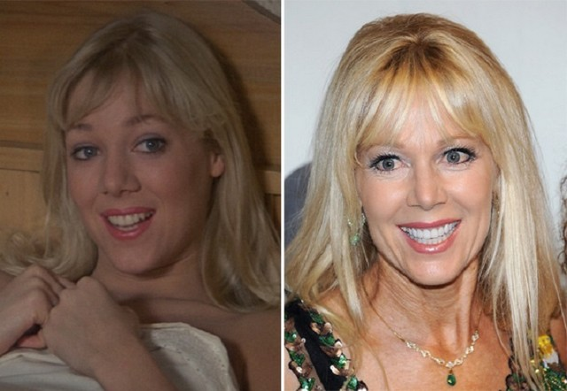 Lynn-Holly Johnson young and old picture