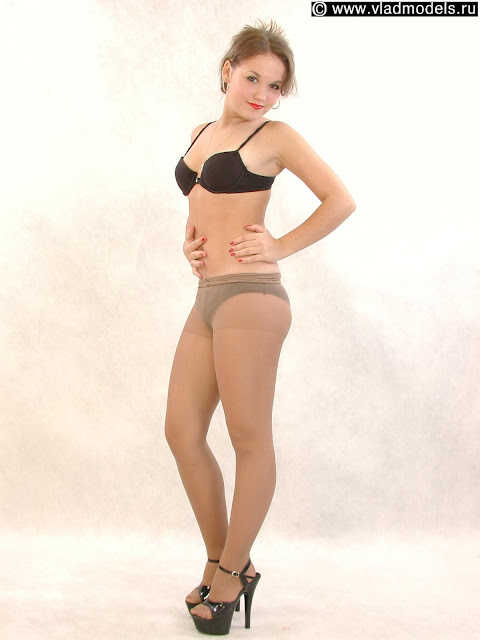 Khalifa hot alisa vlad model pantyhose need find