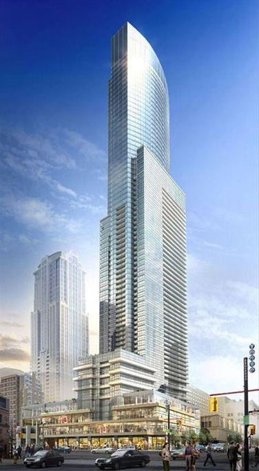 Toronto Skyscraper And Condo Blog Top 10 Tallest