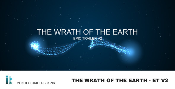 The wrath of the earth - Epic trailer v2