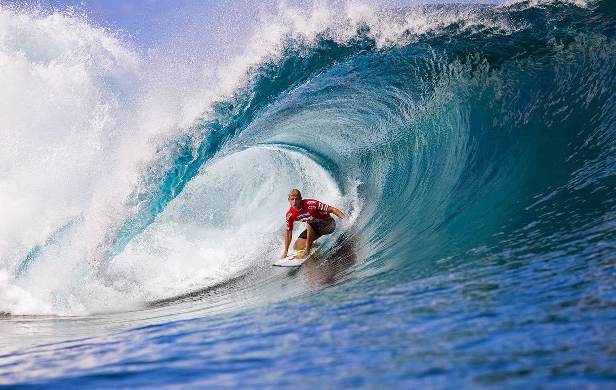 El surf, un deporte completo