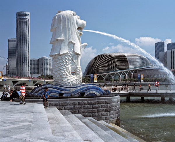 "FACT: Singapore means ""Lion City"", but there were no lions by nature ever lived in Singapore"