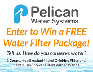 Enter to win a Pelican Water