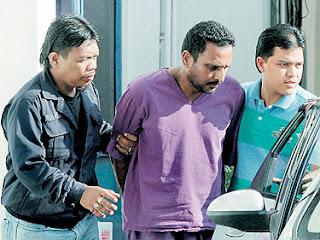 Patma dan tiga pekerja ladangnya dihukum mati