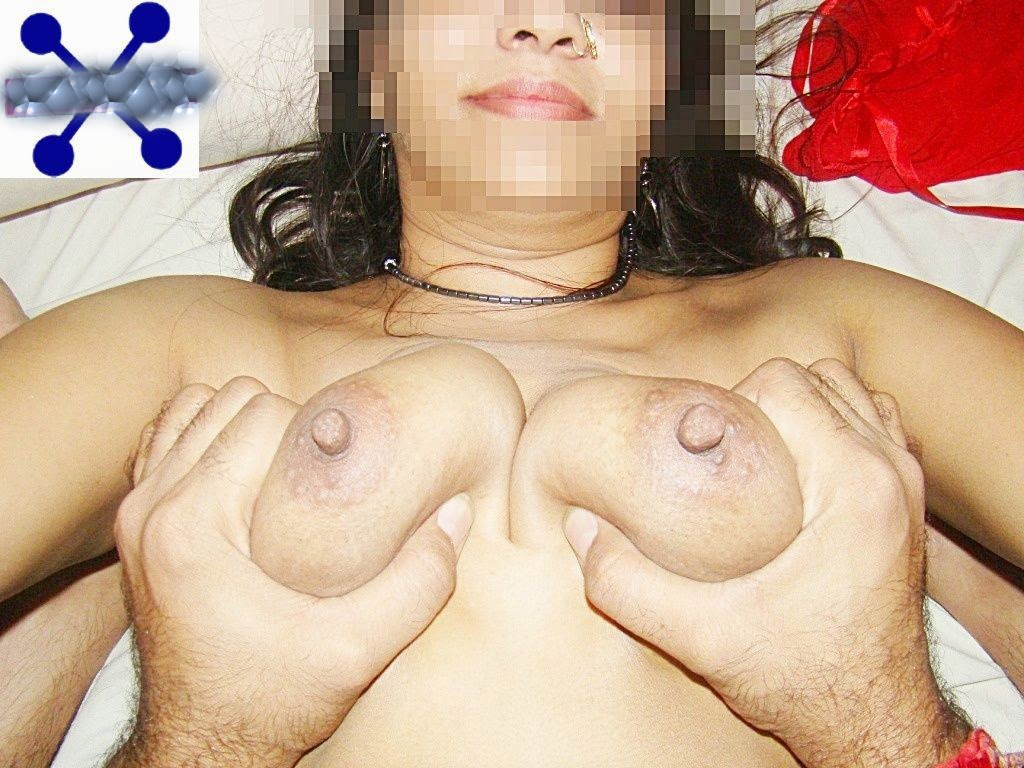 Asian boob pressing