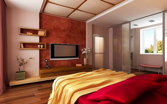 Luxury Bed Room Home Interior Design Ideas22