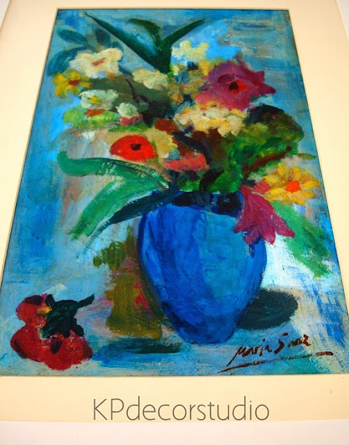 Comprar arte español online. Cuadros de óleo, bodegones para decorar pared