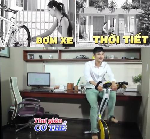 lý do bạn nên chọn xe đạp tập thể dục