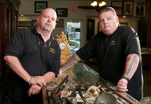 Pawn Stars fined