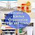 Kitchen Organization Tips and Tricks