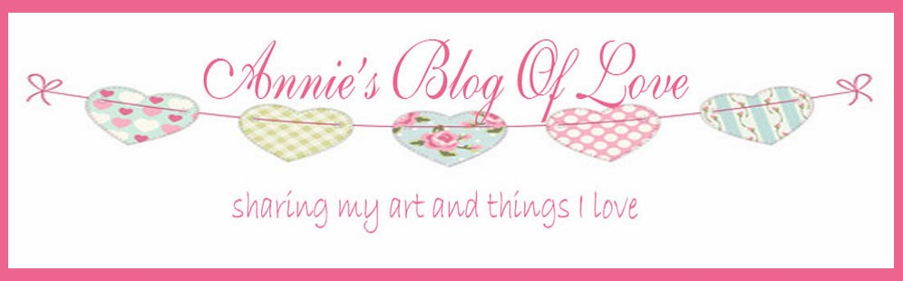 Annie's Blog of Love