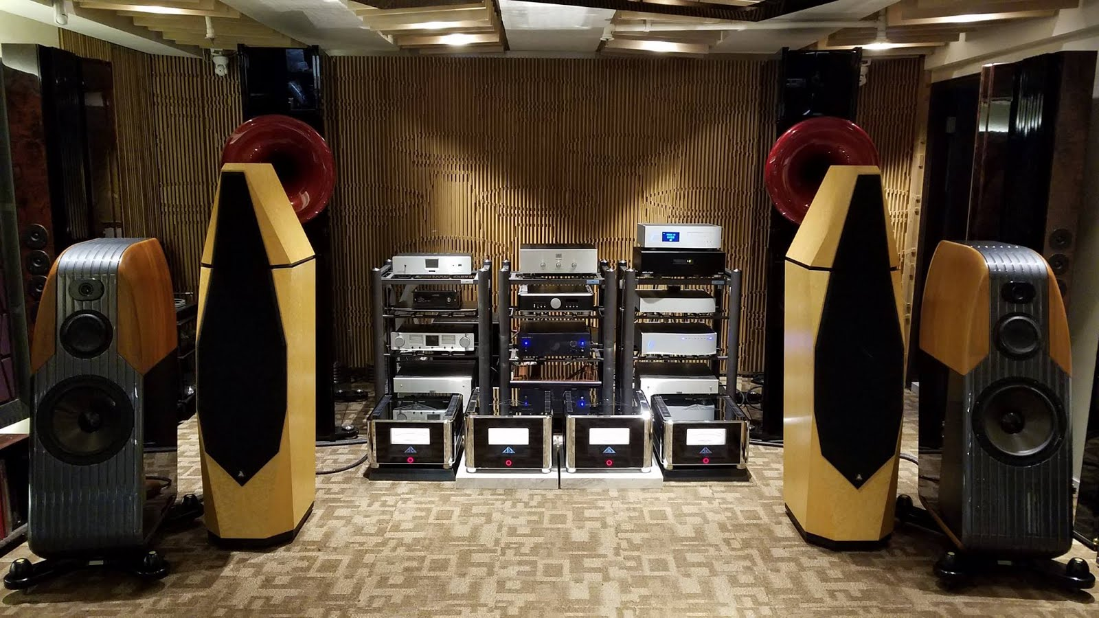 Mono and stereo high end audio magazine analog domain and for High end wallpaper