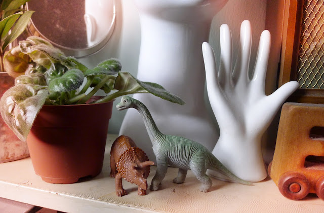 dinosaur home decor