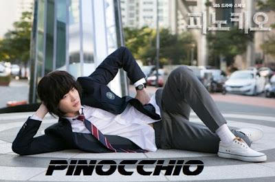 Biodata Pemain Drama Korea Pinocchio