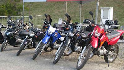 Mercado de motos tera alta de no ano de 2012
