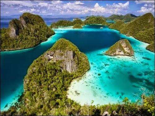 Daftar Lokasi Tempat Wisata Di Nusantara Indonesia