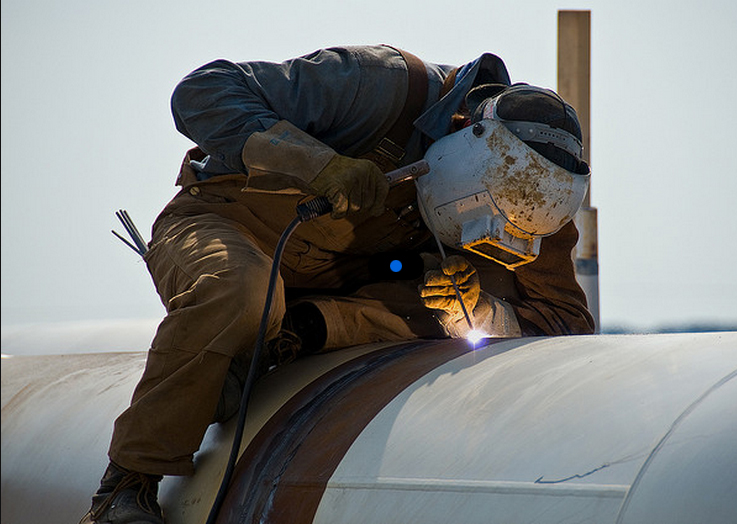 how to become a pressure welder