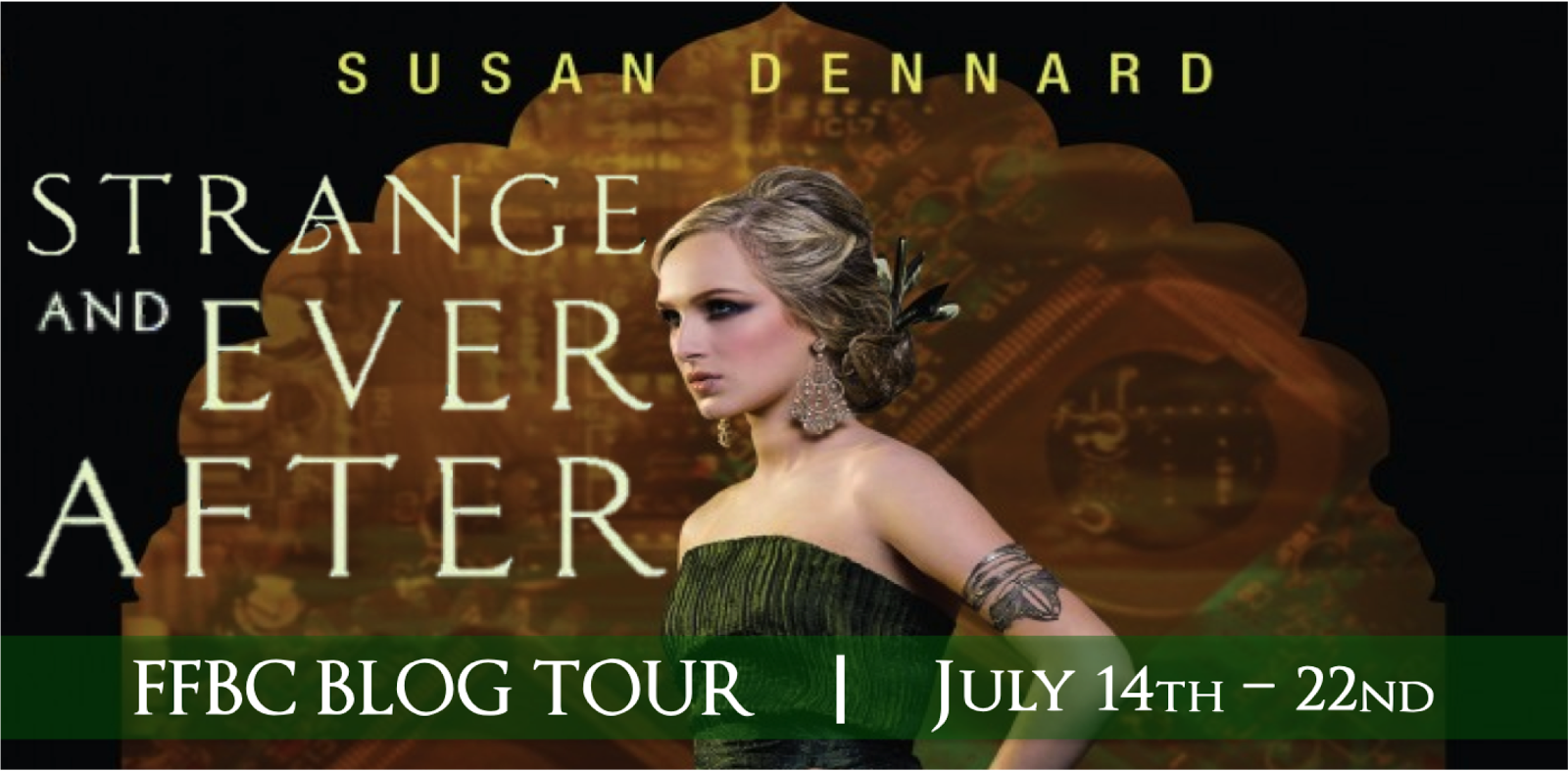 Strange and Ever After (Something Strange and Deadly #3)  by Susan Dennard  Tour Stop With Giveaway!