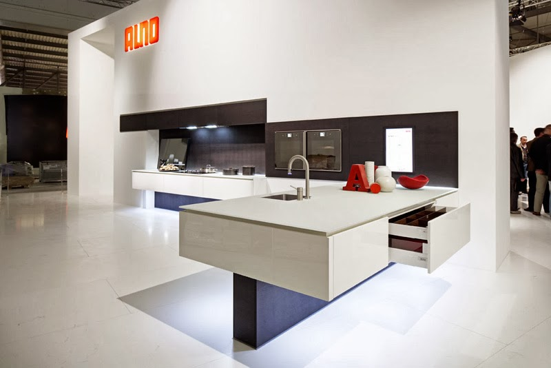 Interior eksterior rumah minimalis meja dapur minimalis for Modern german kitchen designs