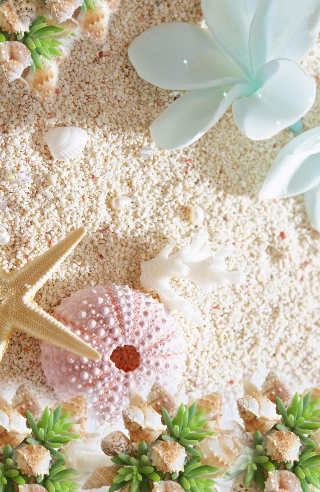 Beach Weddings Invitations Template Free Download