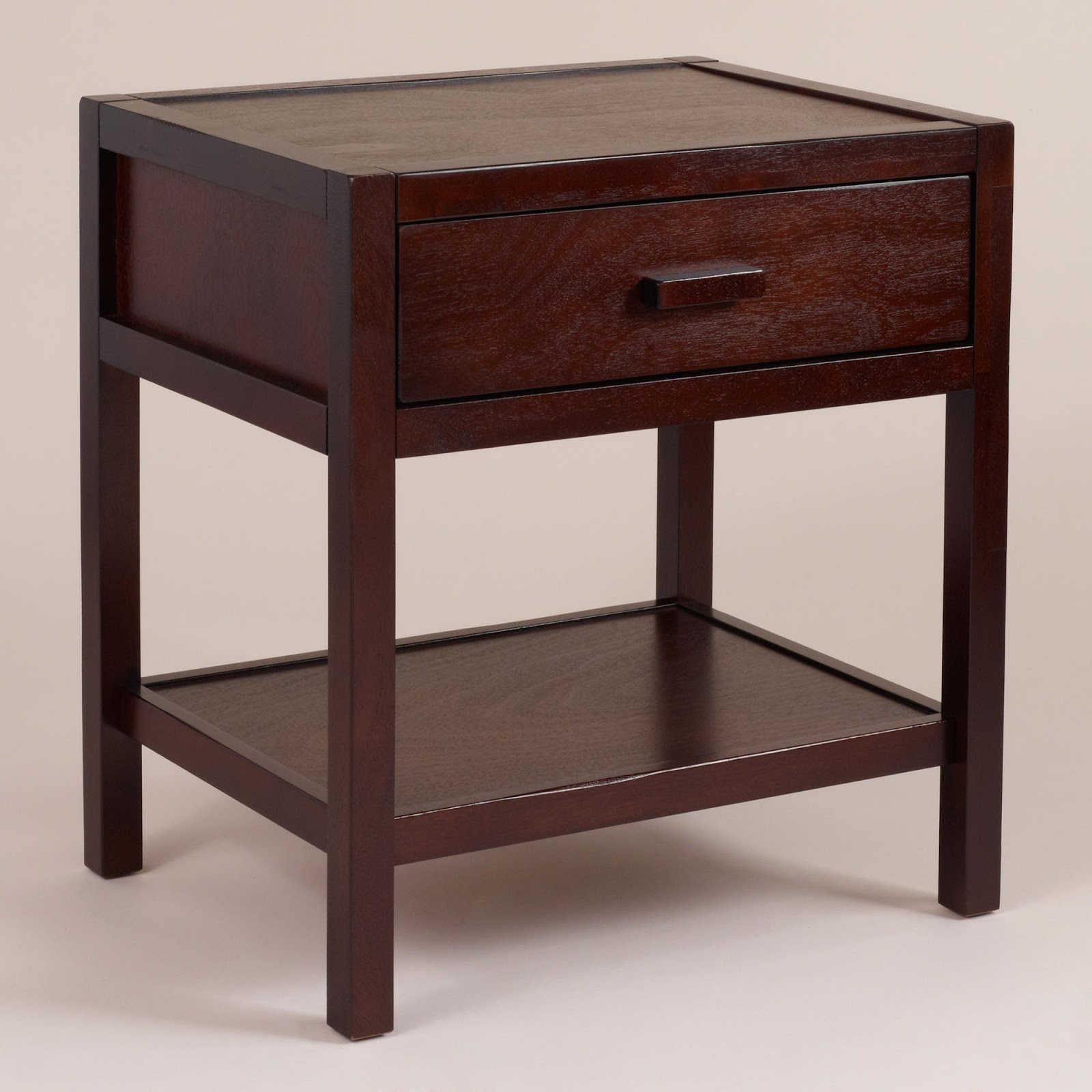 Crate and Barrel Dawson Nightstand