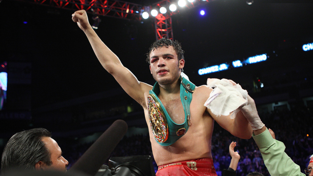 All Super Stars: Julio Cesar Chavez Jr Profile, Biography ...
