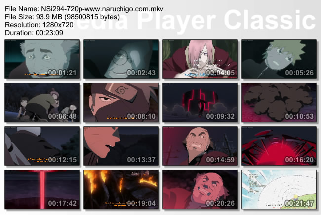 Download Naruto Shippuden Episode 294 Subtitle Indonesia