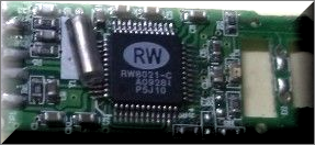 Fix fake CION RW8021 AR192 USB flash drive