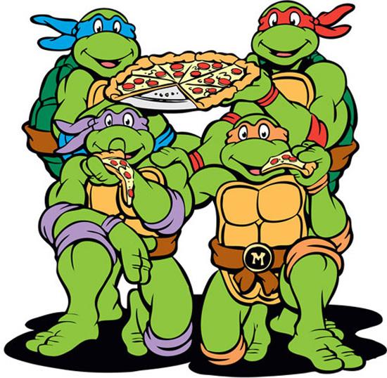 El Rincón de los Recuerdos: Las Tortugas Ninjas