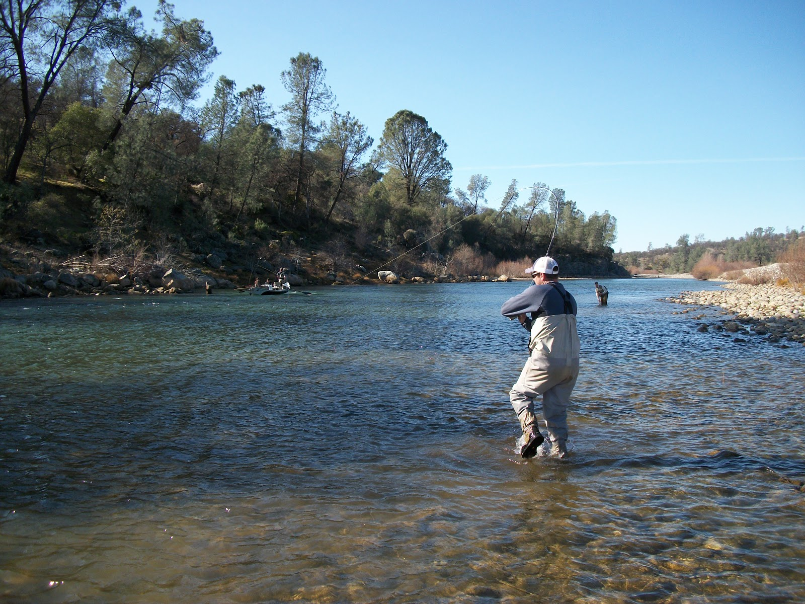 Jon baiocchi fly fishing news upcoming presentations for Stanislaus river fishing