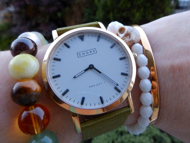 Shore Projects watch review