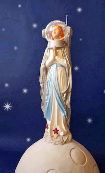 UFO Mary Pic of the Day